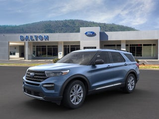 2020 Ford Explorer Xlt In Dalton Ga Chattanooga Ford